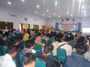 Pembekalan KKN Posdaya TA. 2018/2019